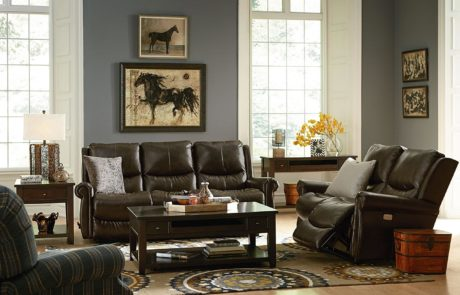 Sofa Duncan leather