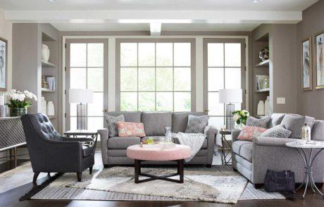 Urban Attitudes living room furniture set