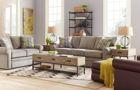 Urban Attitudes living room